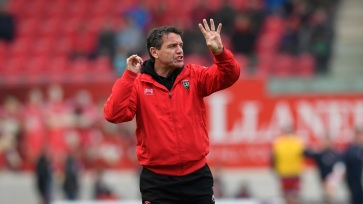 Scarlets v RC Toulon - European Rugby Champions Cup