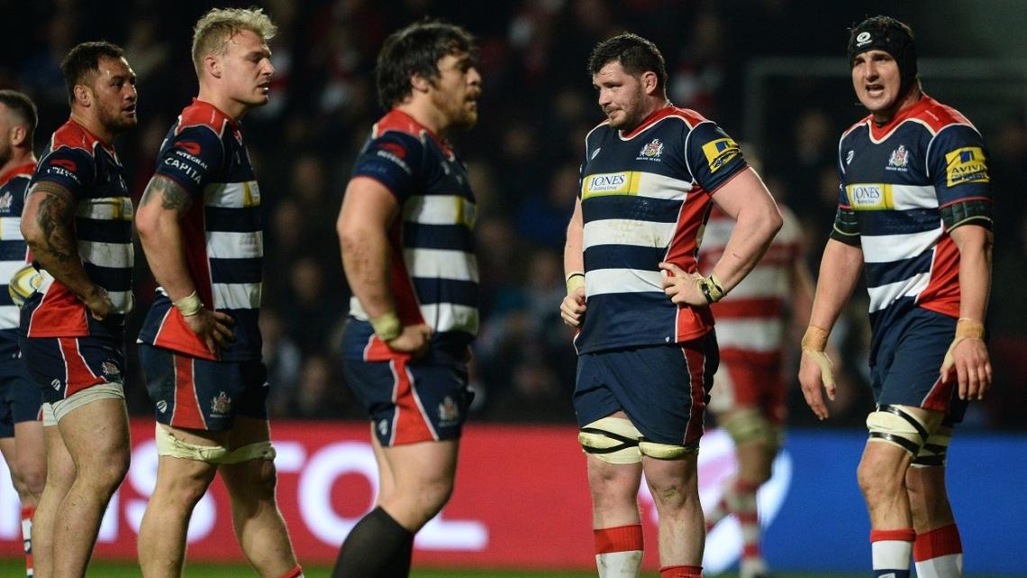 Bristol Rugby v Gloucester Rugby - Aviva Premiership
