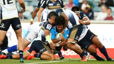 Super Rugby Rd 10 - Brumbies v Blues