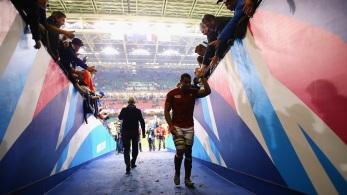 New Zealand v France - Quarter Final: Rugby World Cup 2015